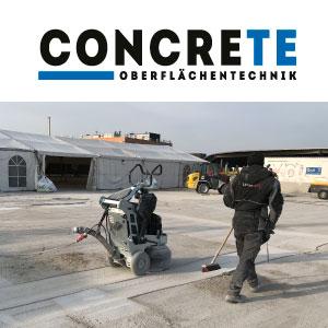 Logo Concrete Oberflächentechnik